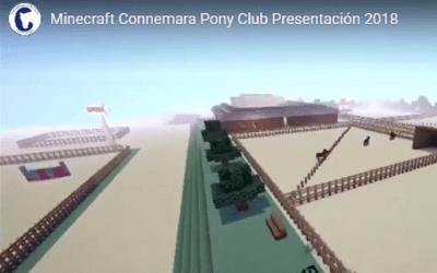 MINECRAFT CONNEMARA PONY CLUB
